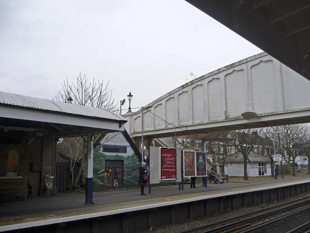 Kew Gardens Station, Kew, Surrey