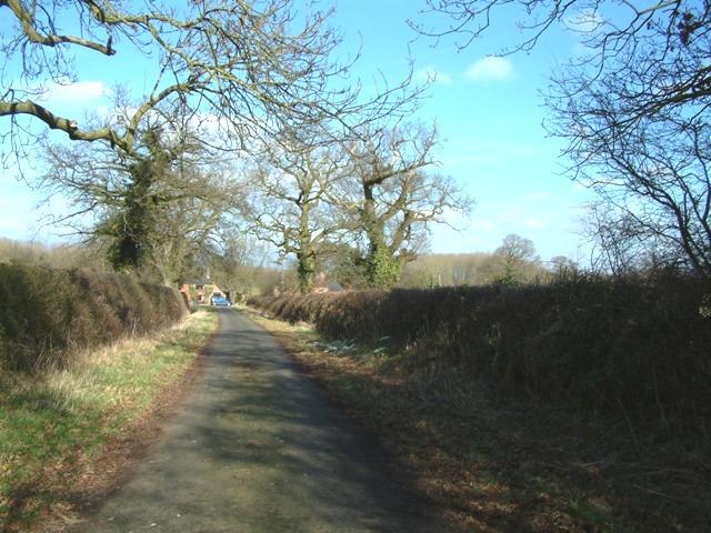 Moss Lane, Betton