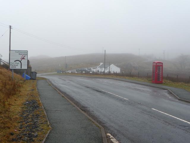 Brogaig junction