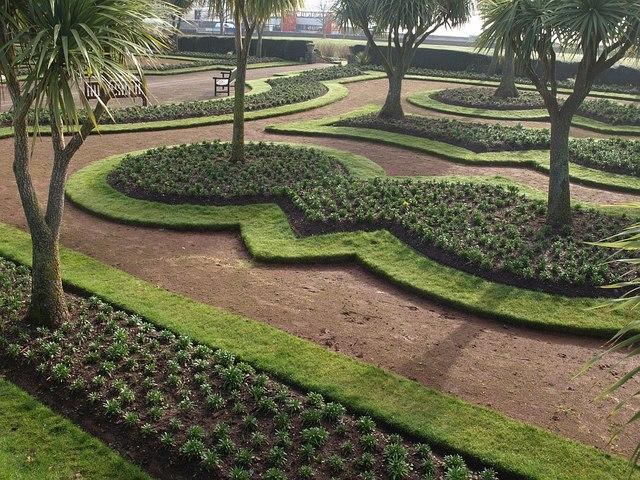 Italian gardens, Torquay
