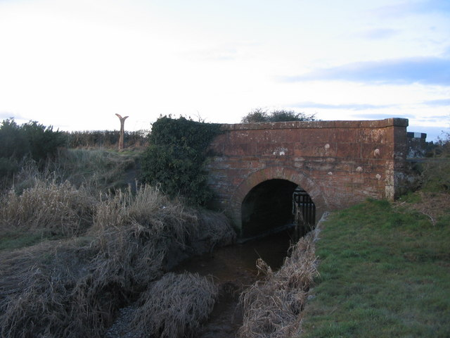 Bridge over the Brow Burn