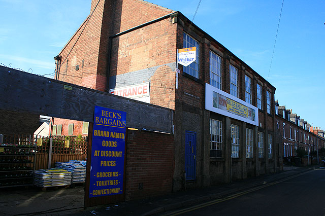 Old Mill on Derby Street, Beeston