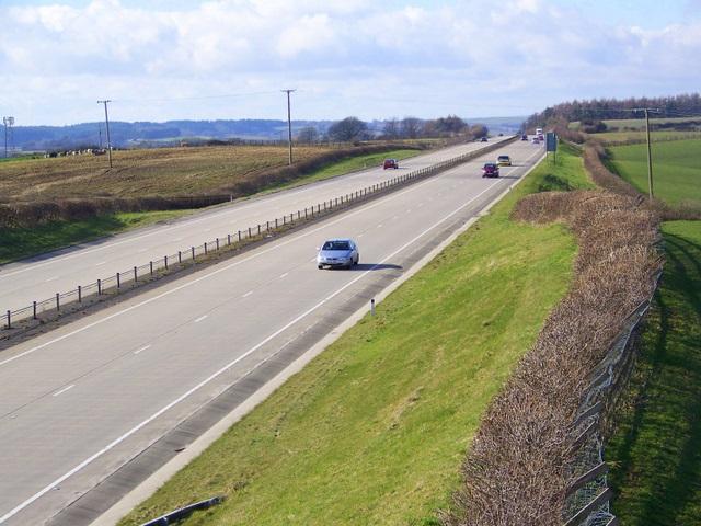 A35(T) towards Dorchester