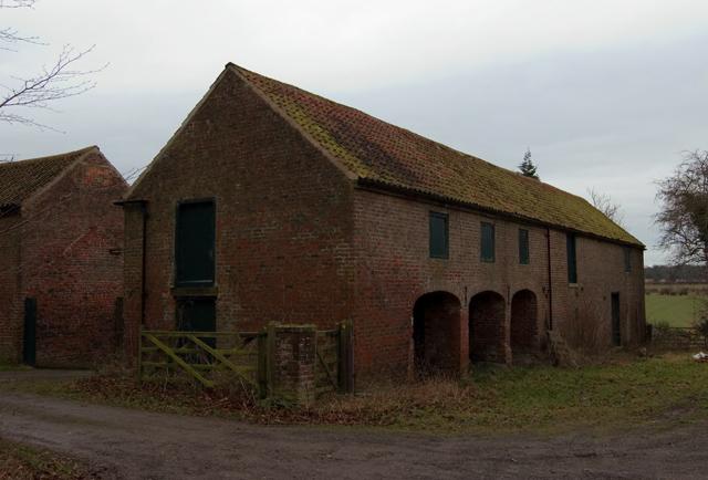 Mount Pleasant Farm, near Middleton