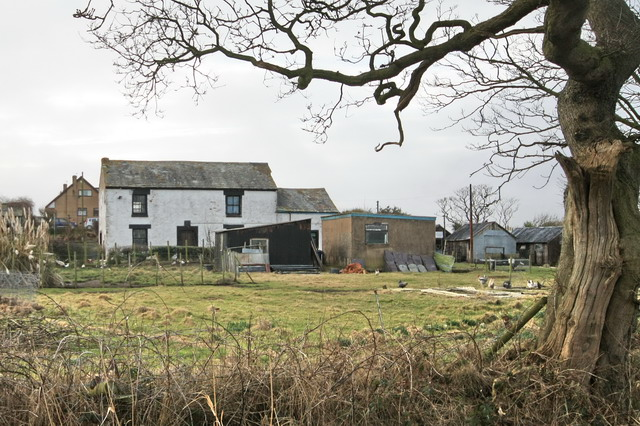 Farmhouse, Grange Farm