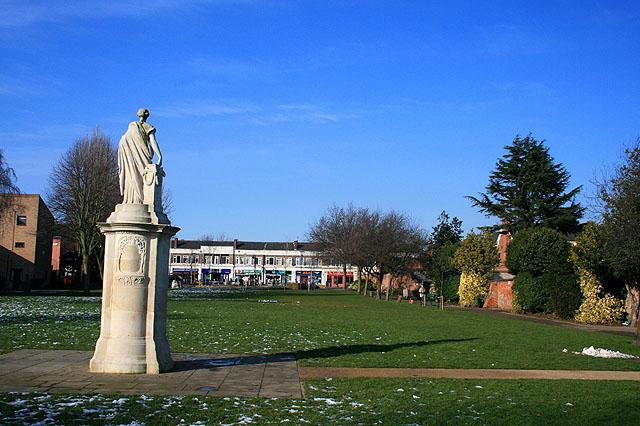 Beeston Boer War Memorial and Boardgate Park