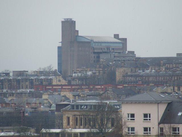 West End vista