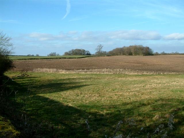 Farmland at Ridgwardine