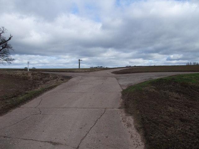 Crossroads on the Welbeck Estate