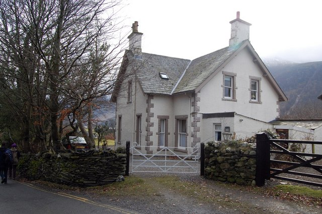 The Old Vicarage, Buttermere