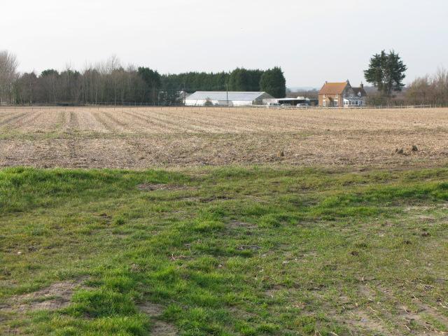 Overland Farm near Hoaden