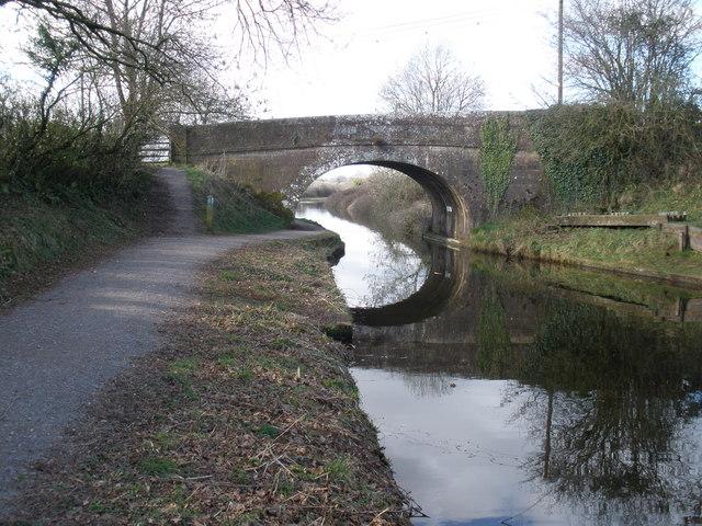 Greenway Bridge, near Halberton