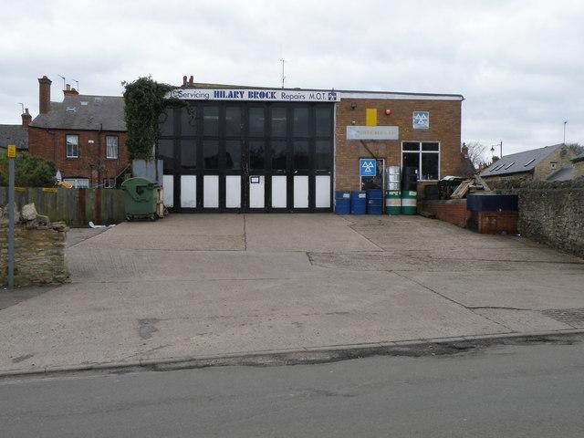 Brock's Garage
