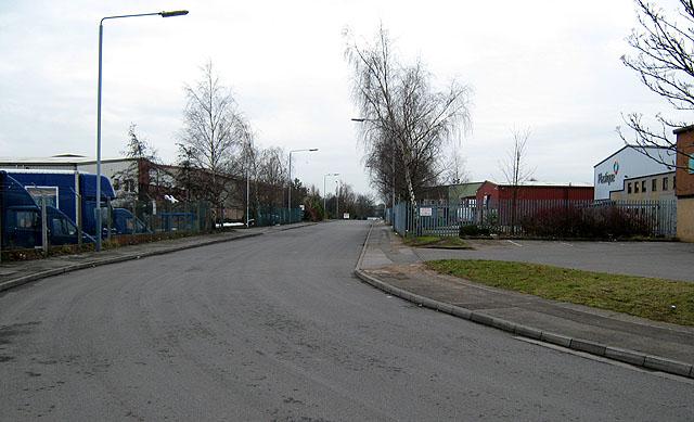 Daniels Way, Hucknall