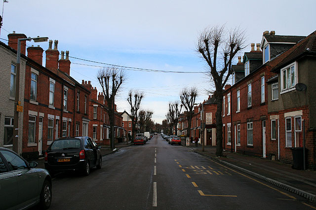 Imperial Road, Beeston