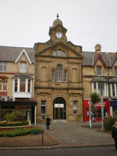 HSBC Bank St Annes Road West