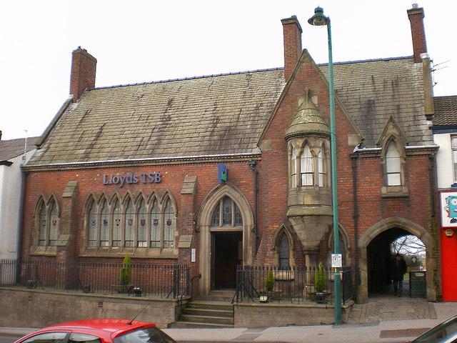 Lloyds TSB, Poulton Street