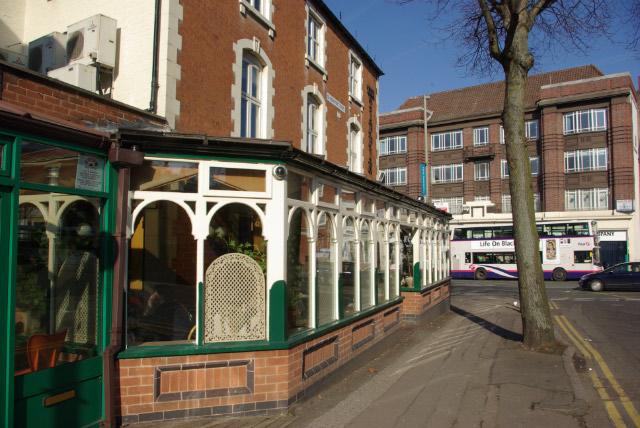 De Montfort Street, Leicester