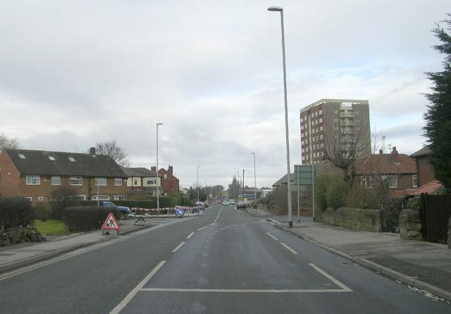 Swinnow Lane