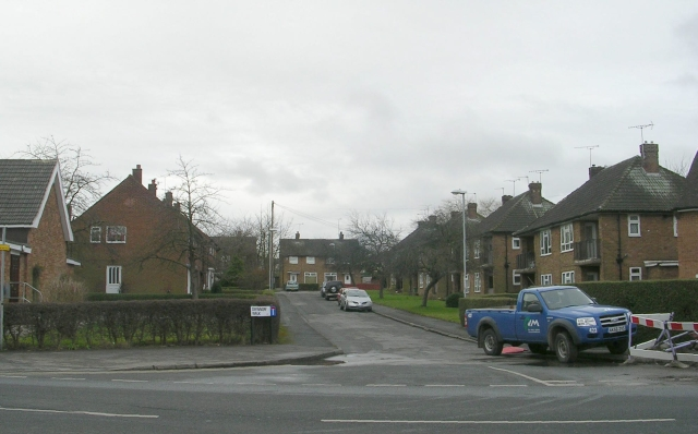 Swinnow Walk - Swinnow Lane