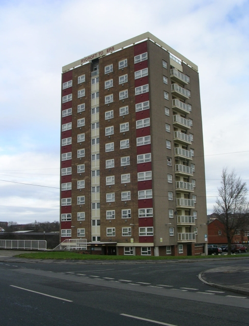 Rycroft Towers - Rycroft Avenue