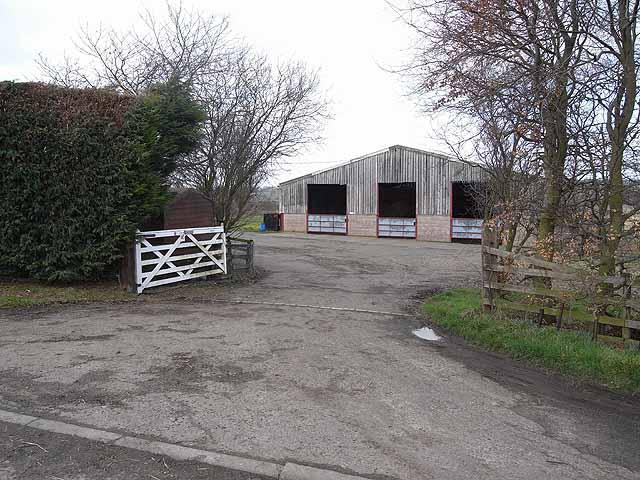 Barn at Low Errington