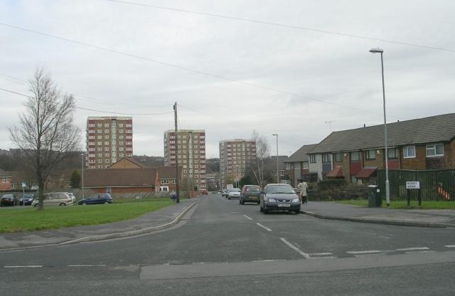 Rycroft Avenue - Swinnow Lane