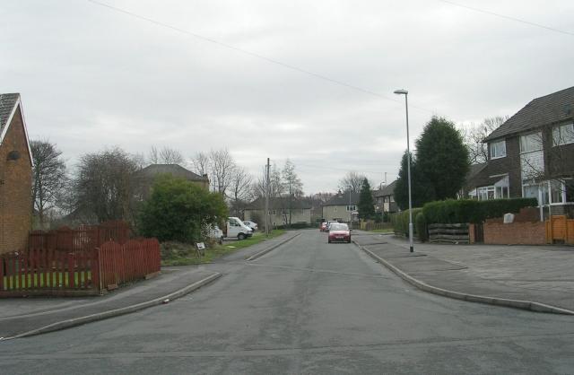 Rycroft Drive - Rycroft Avenue