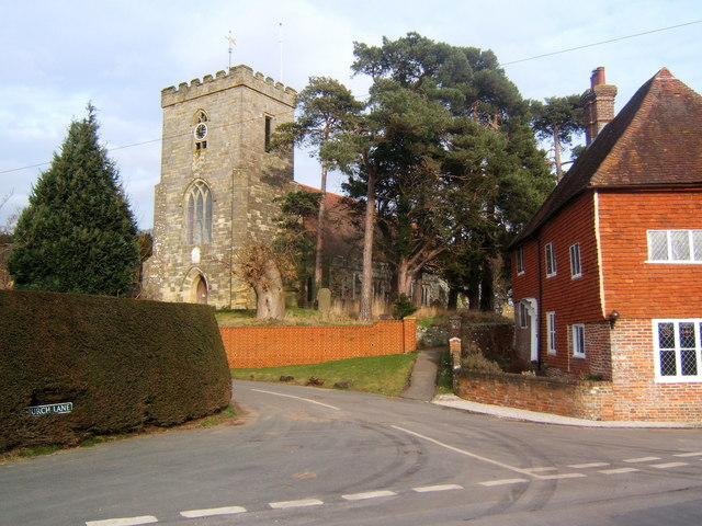 Church Road, Hellingly