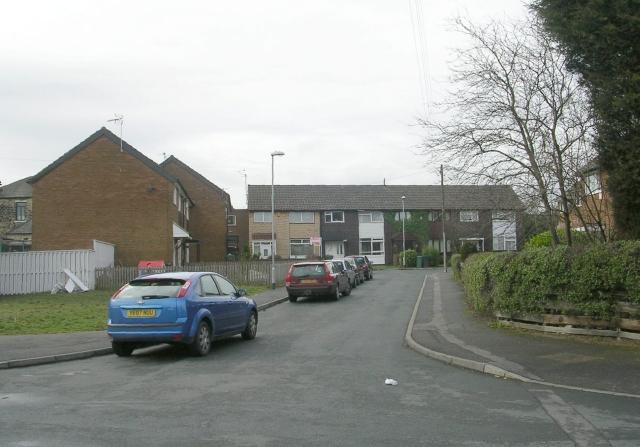 Rycroft Close - Rycroft Drive