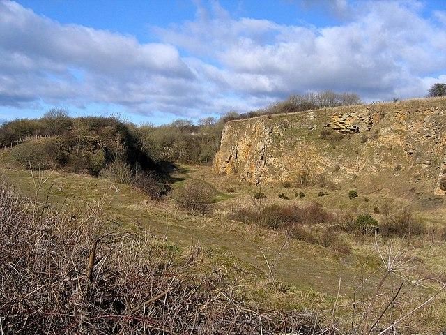 Wingate Quarry