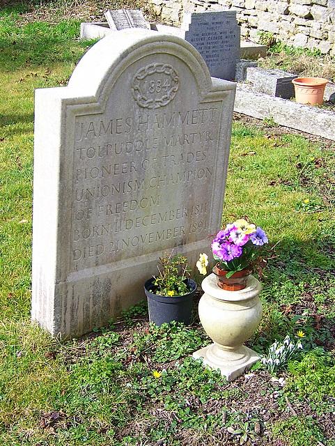 James Hammett's Grave