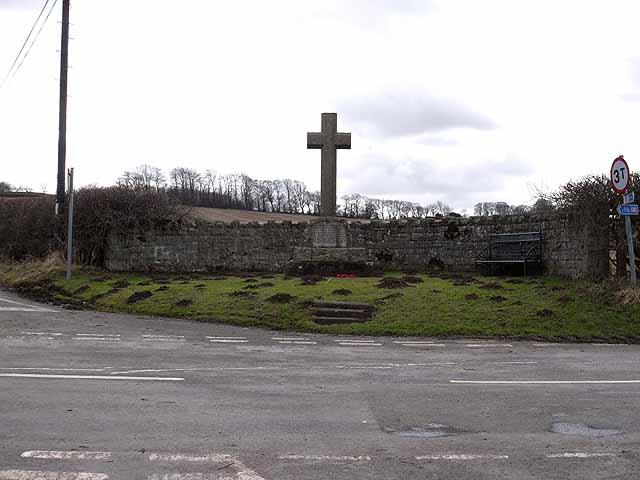 Hallington and Bingfield War Memorial