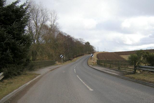 Bractullo Bridge, near Letham, Angus