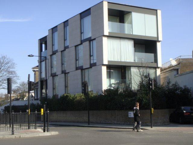 Modern architecture in Camden © Sheila Madhvani ...