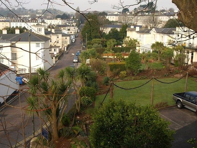 Croft Road, Torquay