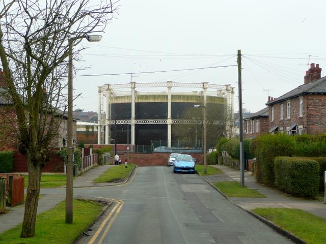 Nicholson Avenue, Macclesfield