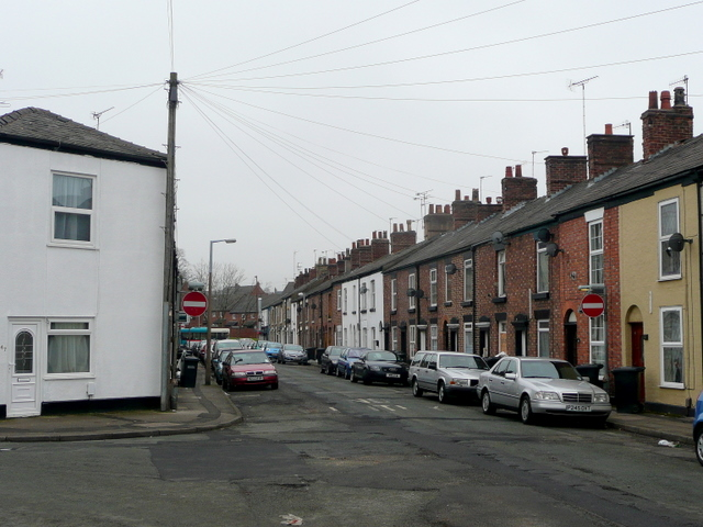 Garden Street, Macclesfield