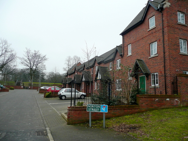 Norton Street, Macclesfield 1
