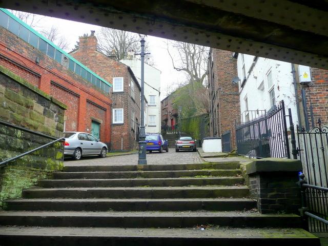 Brunswick Hill, Macclesfield 1