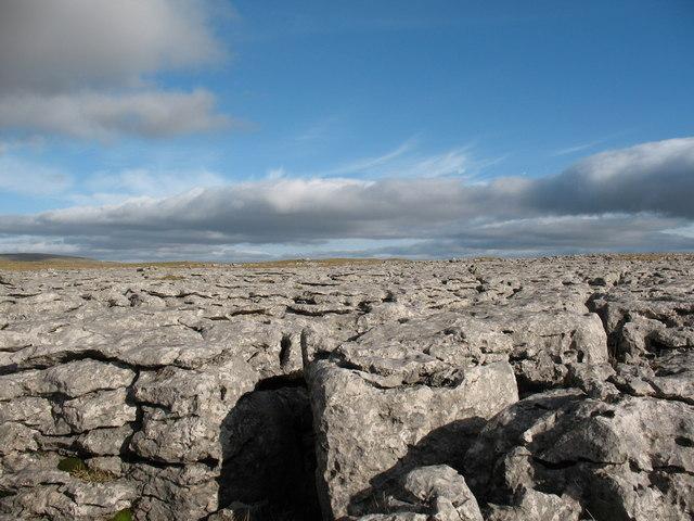 Limestone Pavement at Prior Rakes