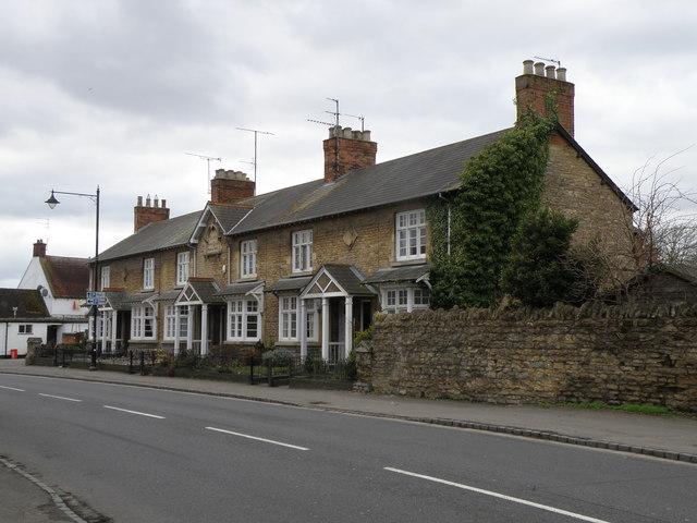 Feoffee Estate Houses,Olney