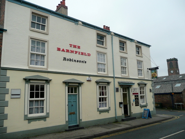 The Barnfield, Catherine Street, Macclesfield