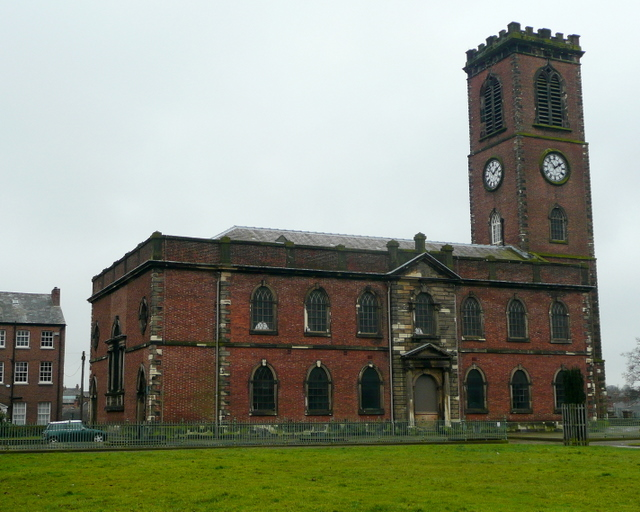 Christ Church, Macclesfield