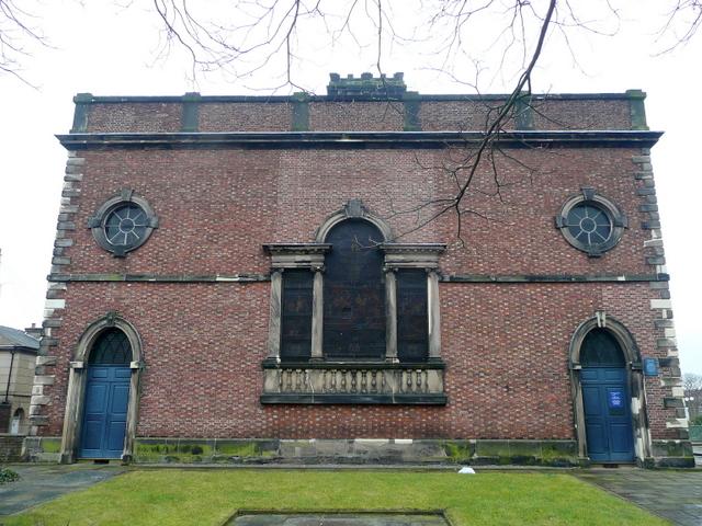 Christ Church, Macclesfield - east end
