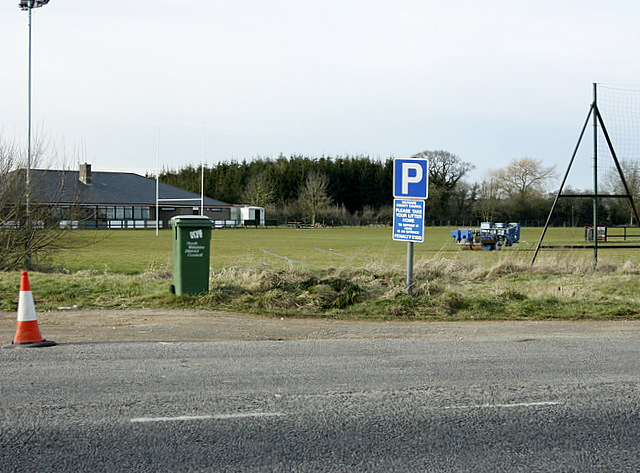 2009 : Sportsfield off the Chippenham bypass