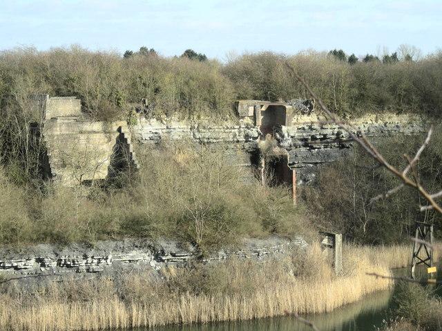 Nelson Quarry Stockton