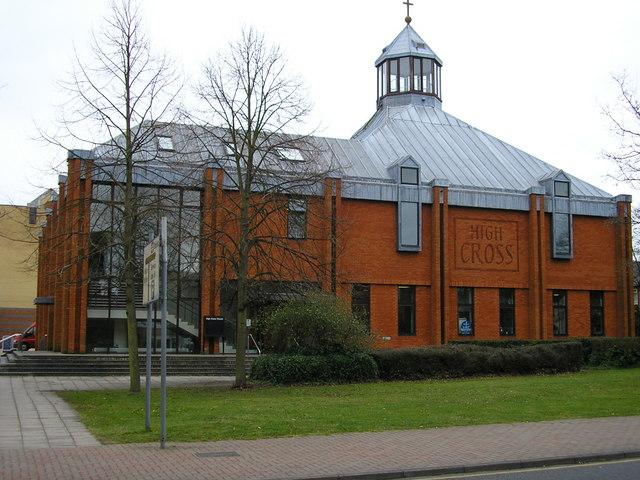 High Cross Church, Camberley