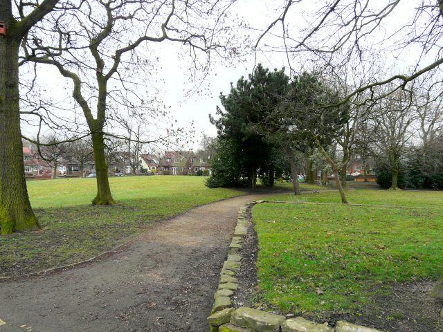 Ryecroft Hall Grounds