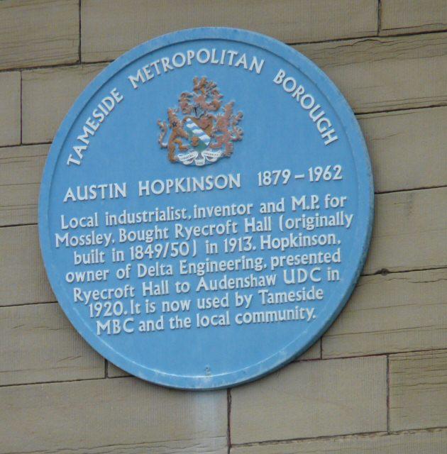 Austin Hopkinson (1879 - 1962)